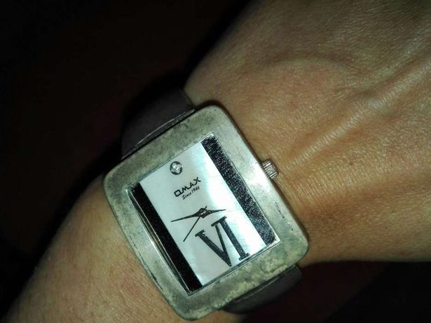 Zegarek srebrny damski 925
