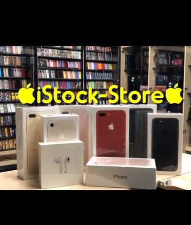 ∎∎АКЦИЯ∎∎NEW iPhone 7 PLUS + 32Gb 128 Black Silver Red Gold Rose
