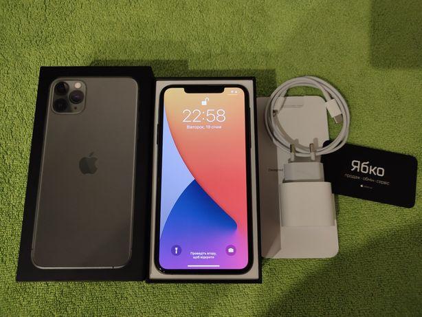 Iphone 11 pro max 256gb Midnight Green, Европейская версия