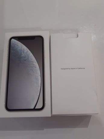 Iphone XR 64 white
