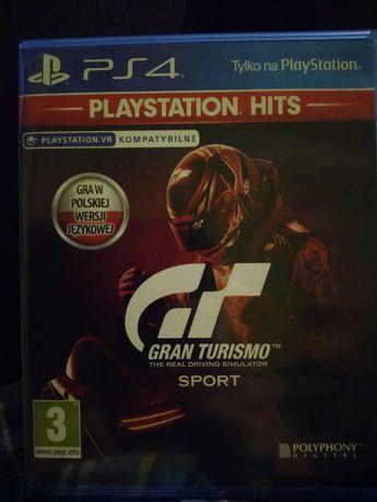 Gra Gran Turismo PS4