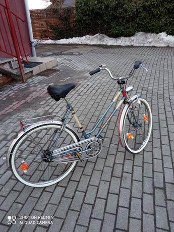 Sprzedam rower uzywany z Niemiec