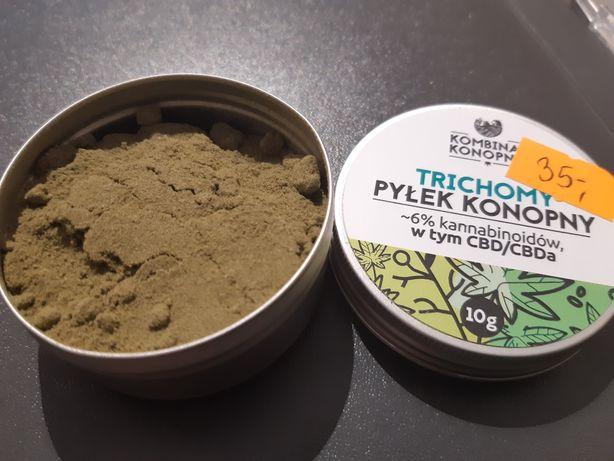 Pyłek konopny Trichomy 10 gram