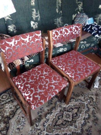Крісла після ремонту 5штук,