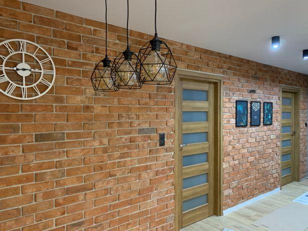 Płytki z cegły Lico Elegant ceglane kafle płytka z cegły przedwojennej