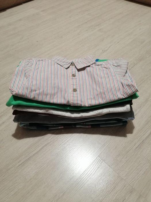 Ubrania dla chłopca rozmiar 104/110 Końskie - image 1