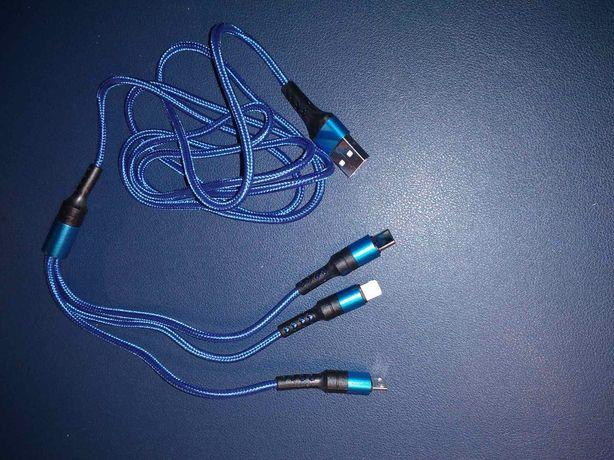Шнури для всіх видів зарядних пристроїв