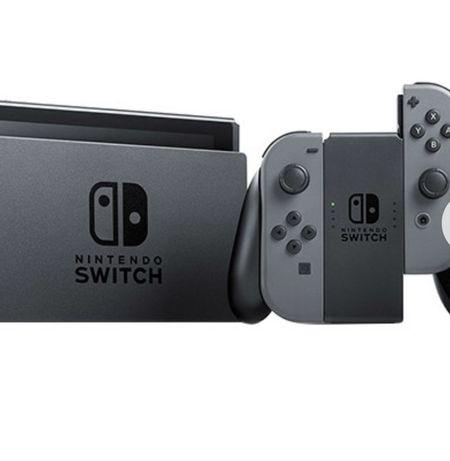 Nintendo Switch HAC-001-01 Gray