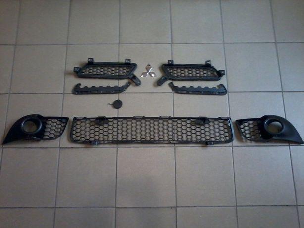 Решётки радиатора Lancer X