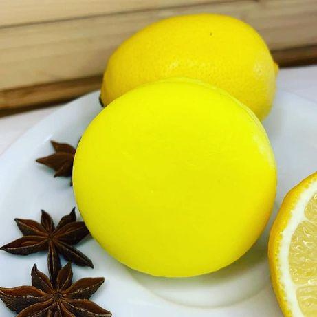 Натуральне мило з вітамінами та гліцерином