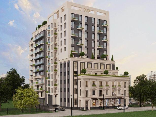 Продам ЖК CENTRAL PARK видовая квартира с террасой 112,45 м.кв