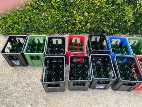 28 Grades com 12 garrafas de vidro 75cl