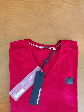 T-shirt Antony Morato vermelha