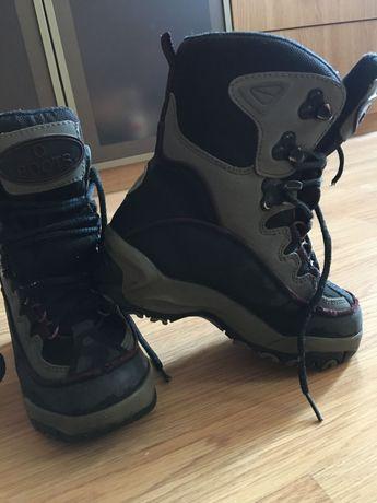 Зимние тёплые ботинки Thinsulate Insulation р 30, стелька 18,5 см