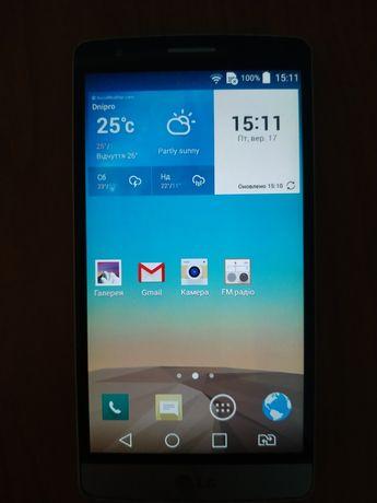 Телефон смартфон LG G3s