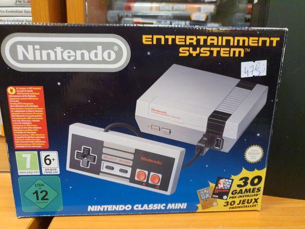 NES Classic Mini Komplet Pudelko Igła Sklep Wysyłka Wymiana