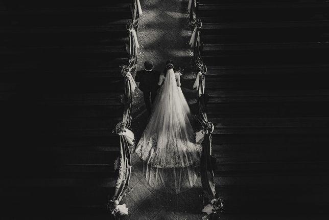 Suknia ślubna Justin Alexander 9862 z trenem