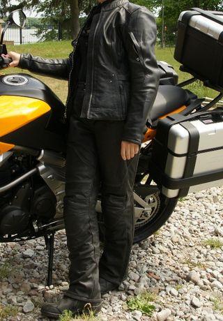 Odzież motocyklowa damska