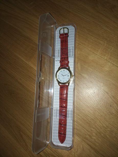 Продам новий фірмовий шкіряний годинник FB