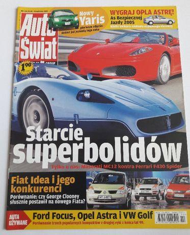 Auto Świat Nr 514 - magazyn motoryzacyjny