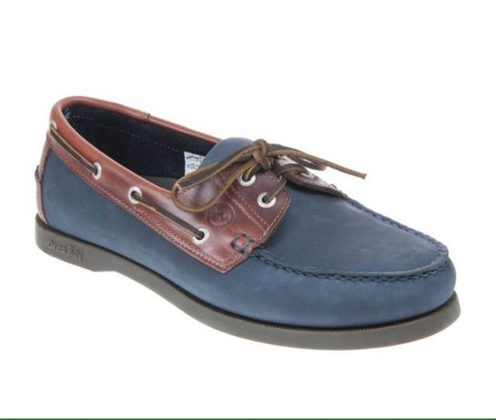 Топсайдеры, туфли кожаные