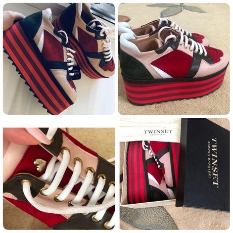 Взуття / кросівки / черевики / кеди TWINSET