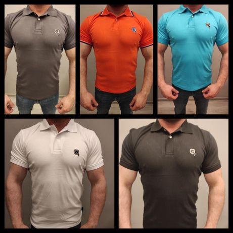 Koszulka Polo Karl Lagerfeld Wyszywane Nowosc logowane M-XXXL