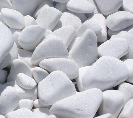 Biały otoczak grecki Thassos White
