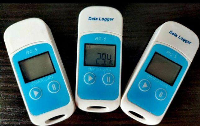 Автономный регистратор температуры и влажности