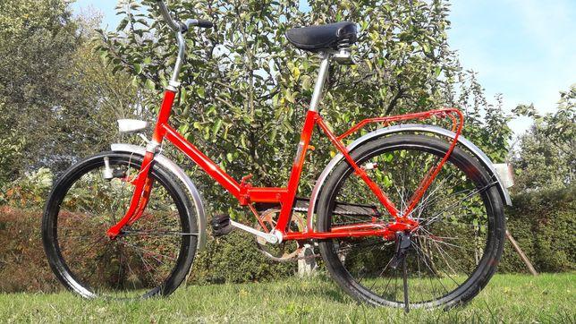 "Rower składak Jubilat 24"""