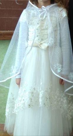 Бальное  платье 1000руб