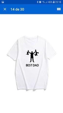 t-shirt best dad