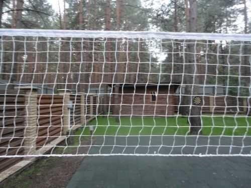 Сетка школьная для игры в волейбол (СССР) Новая.