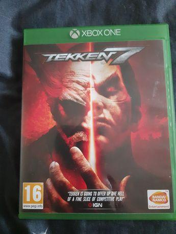 Tekken 7 gra Xbox one