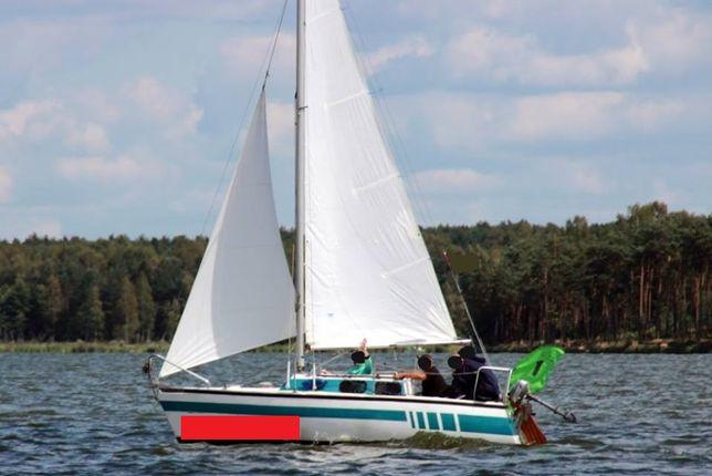 Jacht kabinowy żaglówka Rax Cantieri-sprzedam