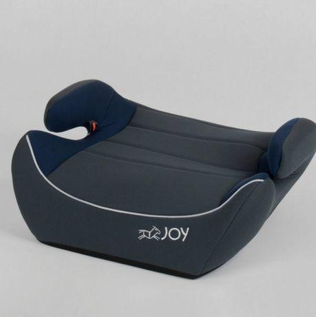 Продам новый бустер автомобильный JOY группа 2/3, вес ребенка 15-36 кг
