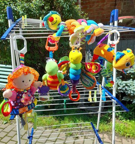 Zabawki Lamaze - kot, gąsienica, motyl i inne