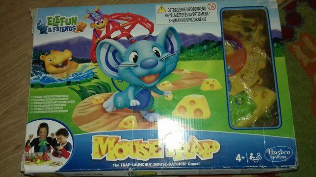 Gra mause trap myszy