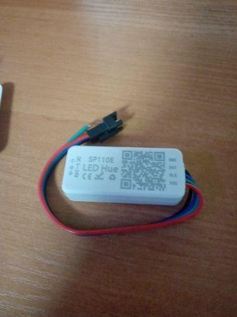 Контроллер bluetooth sp110e  WS2811 WS2812B  WS2813