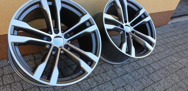 Nowe Felgi BK924 do BMW X5 E70 F15 X6 E71 E72 F16 20 Cali X5M X6M