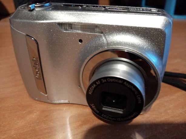 Aparat fotograficzny Kodak EasyShare C142+ dodatki