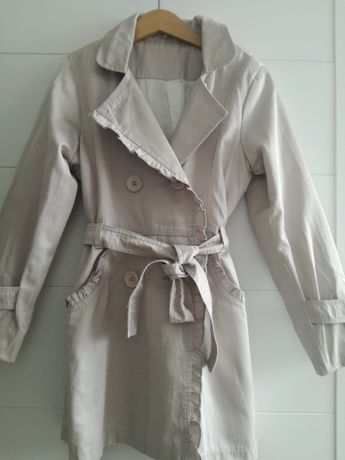 Płaszcz rozmiar 134