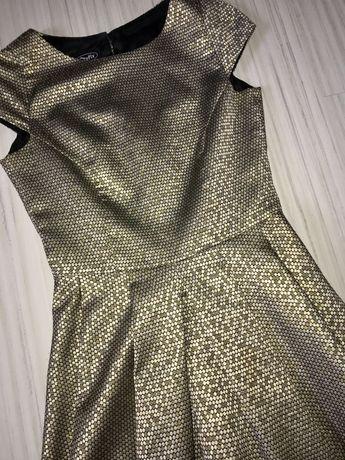Sukienka złota roz. 34