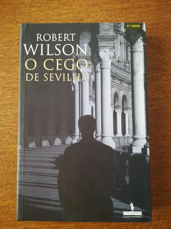Livro O cego de Sevilha