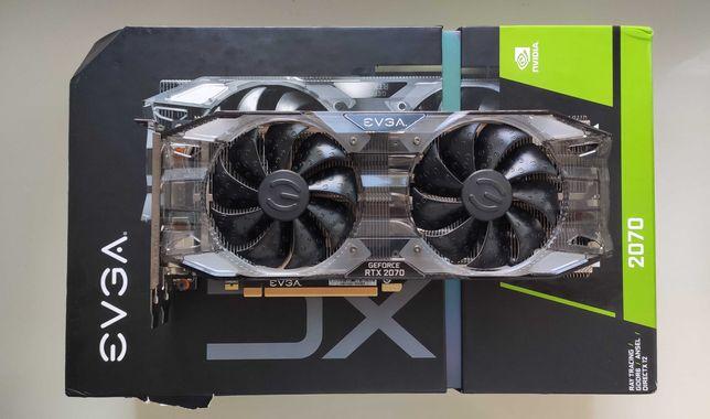 EVGA RTX 2070 XC GAMING (в идеале)