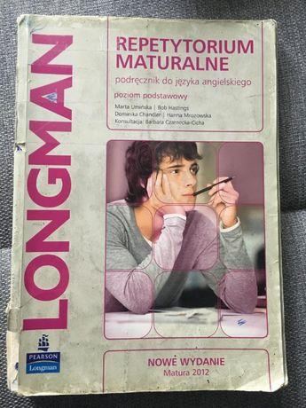 Longman Repetytorium maturalne LO technikum 2012 angielski