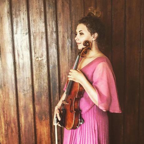 Oprawa muzyczna ślubu/wesela - skrzypce, altówka