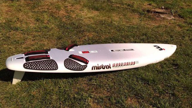 Deska windsurfingowa Mistral Carbon Explosion CHS  Jak Nowa 288cm 130l