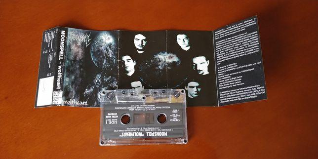 MOONSPEL - WOLFHEART kaseta magnetofonowa