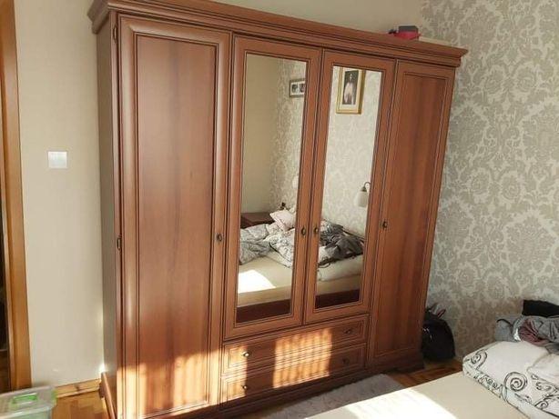 Komplet/Meble-komody,szafa,łóżko
